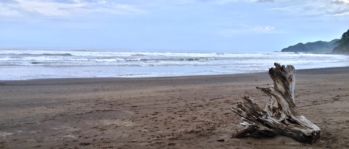 beautiful secluded beaches of costa rica