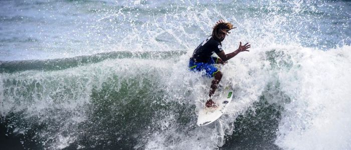 jaco beach is a very popular beach diverse in many ways and one of the best places to go surfing in costa rica