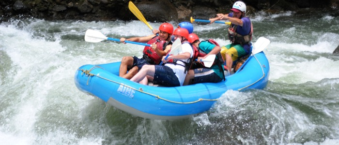 there are a lot of adventure activities you can do during a costa rica vacation