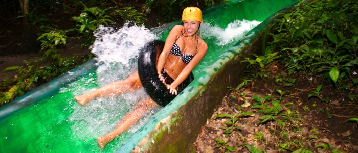 adventure activities from the resorts in guanacaste