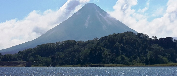 arenal volcano is a must see destination if you are vacationing in costa rica