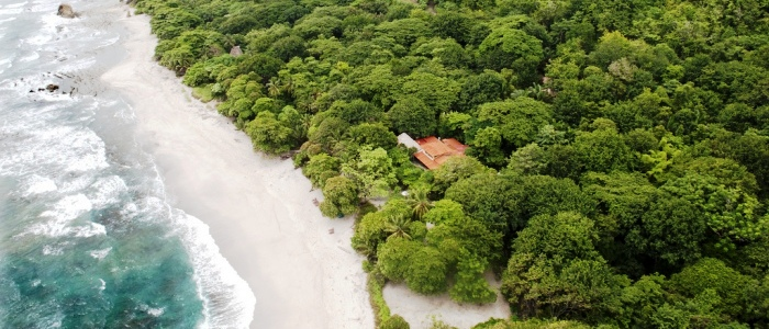 try to visit santa teresa beach on your next trip to costa rica
