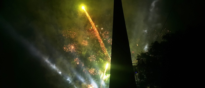 celebrations take place in san jose, cartago, guanacaste, puntarenas, limon, heredia, alajuela, including the arenal volcano area