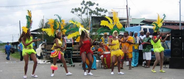 cultural celebrations in costa rica
