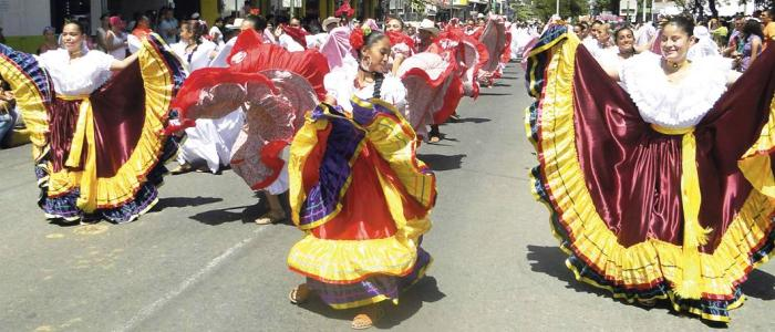 costa rican cultural activities are from the guanacaste province