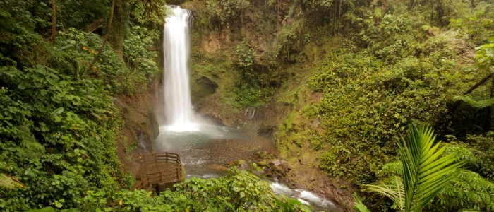visit la paz waterfall gardens on your costa rica vacation