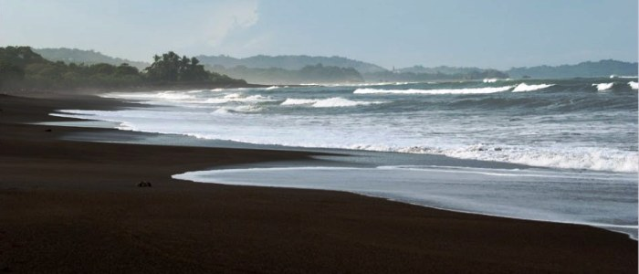 one of the most important beaches of costa rica