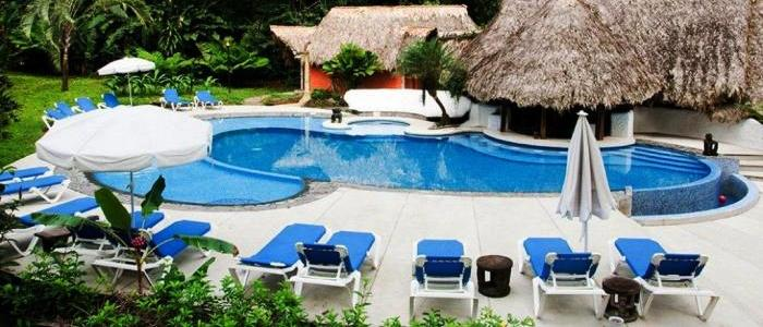 a nice hotel for a caribbean beach vacation in costa rica