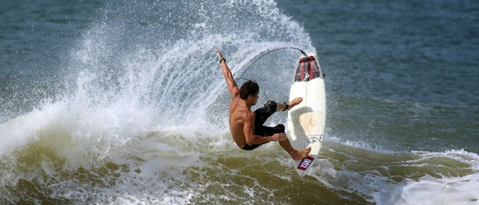 surfing in costa rica is becoming a very popular activity for tourist
