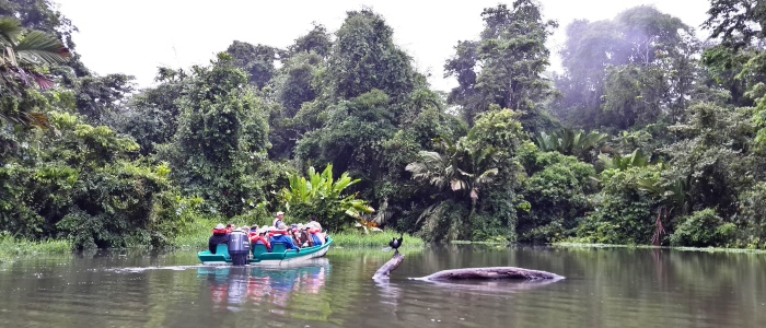 one of the most natural areas of costa rica