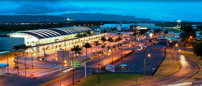 this airport is ideal if you want to travel to the main touristic destinations of costa rica