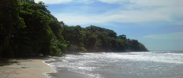 best caribbean beaches of costa rica
