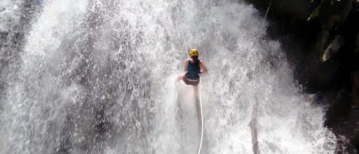 the most challenging of the adventure activities in costa rica