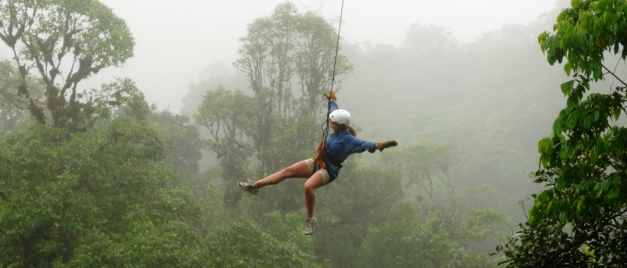 adventure and zip lining tours from san jose